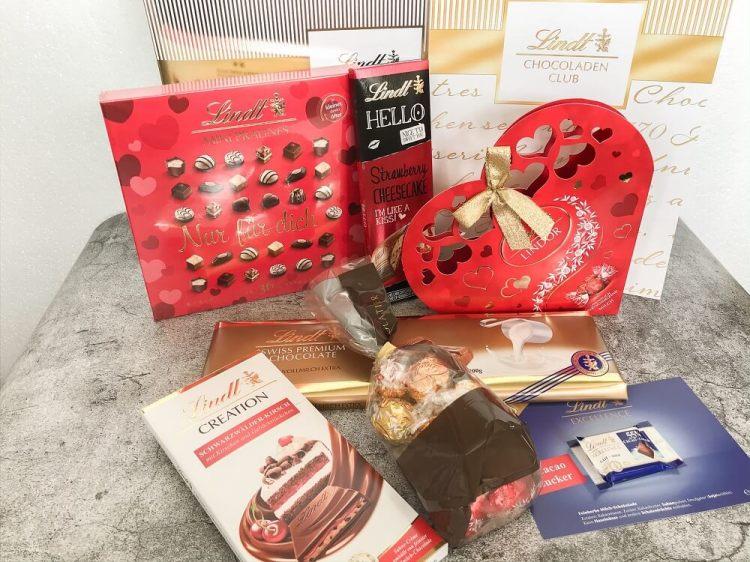 Lindt Chocoladen Club 2020