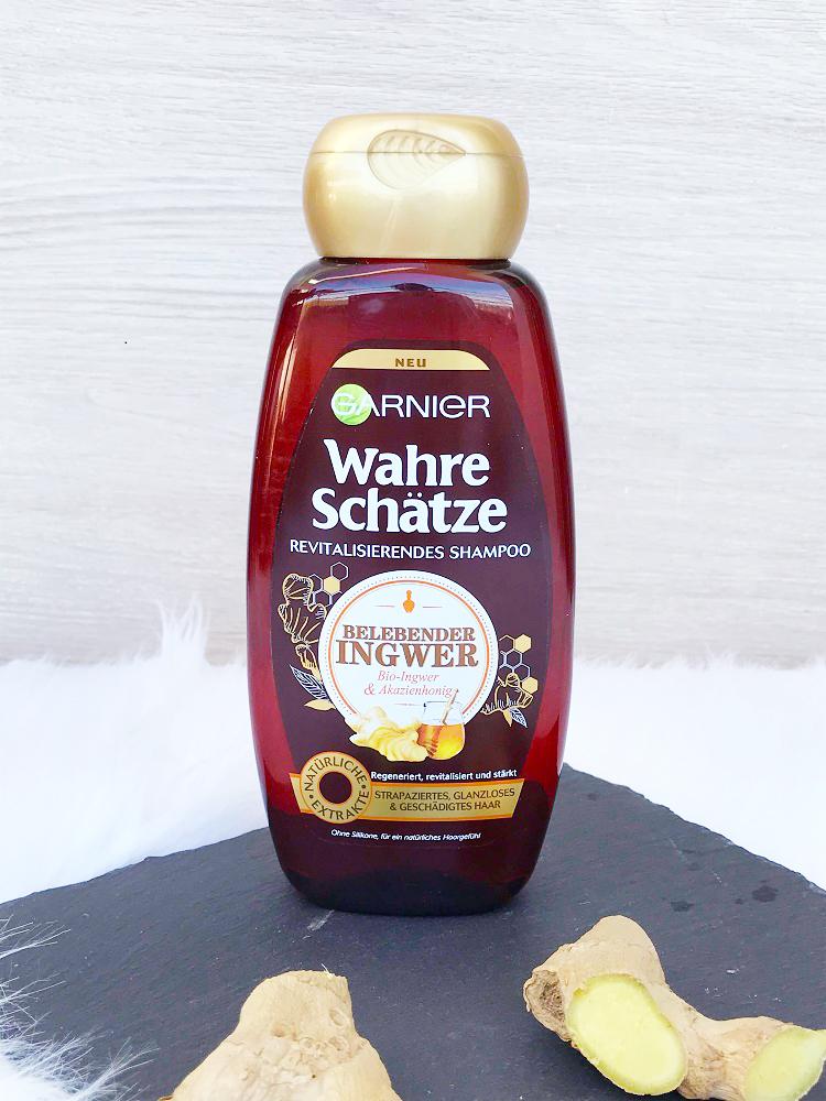 Garnier Shampoo Ingwer