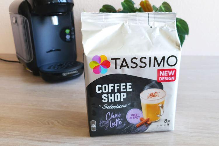 Tassimo Chai Latte Betrag