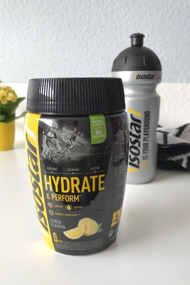 isostar hydrate Lemon